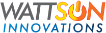 WattSun Innovations Logo
